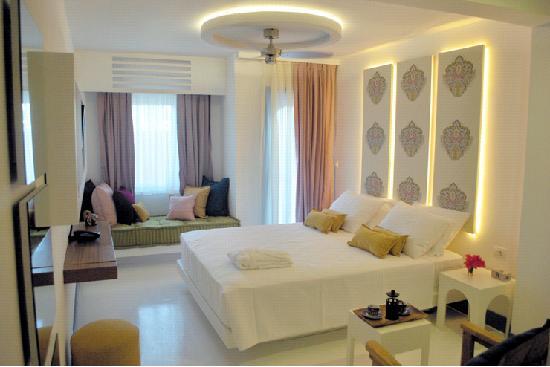 La Brezza Suite & Hotel: soft room