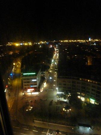 Scandic Triangeln: Wundervolle Aussicht bei Nacht