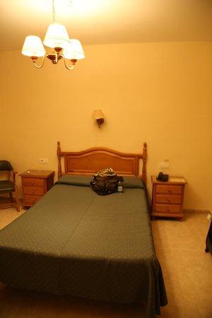 Hotel Sur : Bettchen
