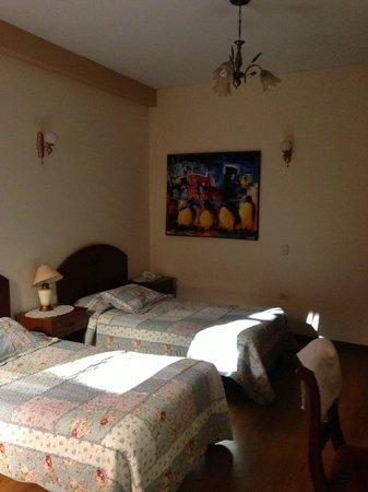 Santa Marta: 部屋