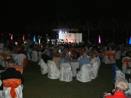 Barut Lara: Superb Gala evening