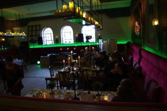 Schmücker Hof: Der Partysaal