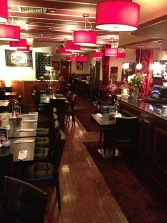 Kabul City Restaurant: KCR interiors