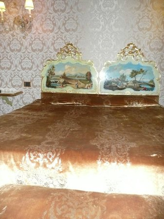 Ca' Pagan: fantastic bed