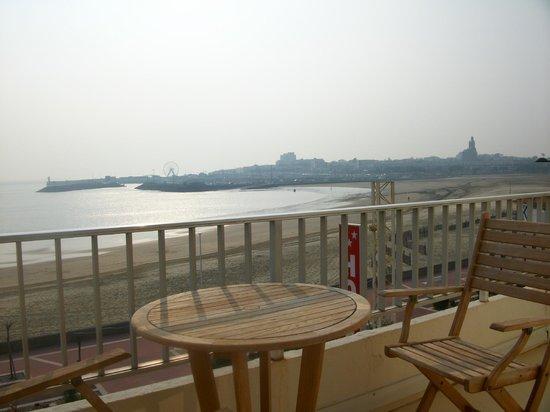 Family Golf Hotel : balcon de la chambre 2ème étage