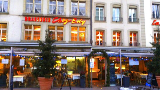 Brasserie Chez Edy