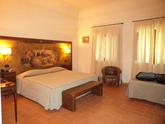 Hotel Villa Campomaggio Resort & Spa: superior camera..bellissima