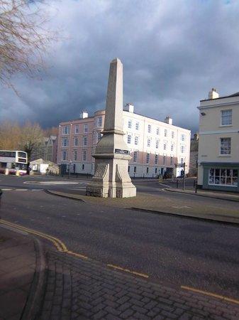 Wills Monument