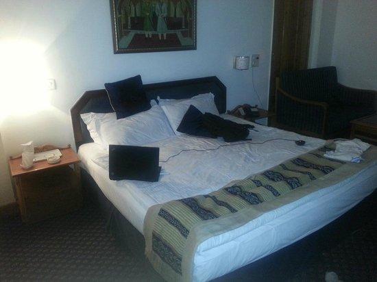 Jehlum Resort: bedding