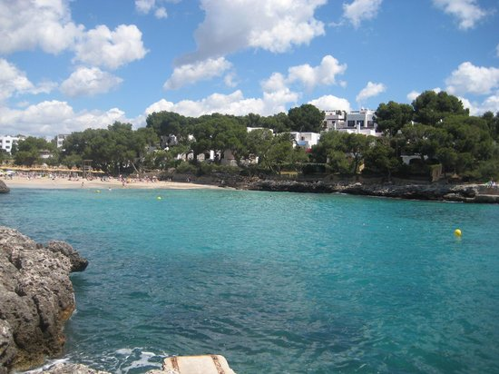 Sol Cala d'Or by Melia Apartamentos: One of the coves, not sure which one, think it's Cala Gran