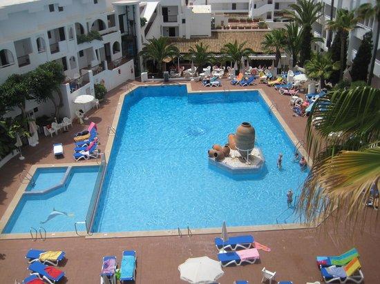 Sol Cala d'Or by Melia Apartamentos: Lovely Pool
