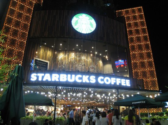 Photo of Coffee Shop Starbucks at 76 Le Lai, Ben Thanh, Ho Chi Minh City 70000, Vietnam