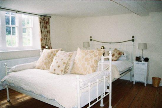 The Griffin Inn, Irnham: Suite Noire