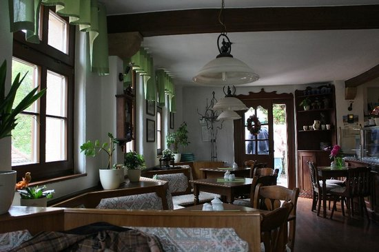 Meisner Burgstuben Pension-Cafe