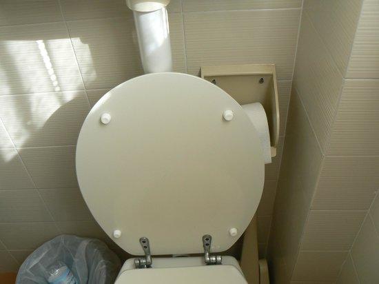 Hotel Internazionale: L'impossibile accesso alla carta igienica...