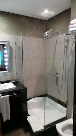 Park Suites Hotel : shower