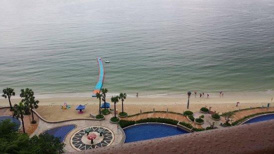 Sheraton Dameisha Resort, Shenzhen: view