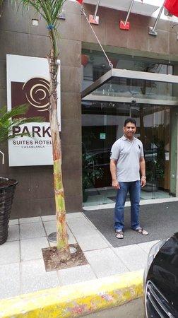 Park Suites Hotel : hotel