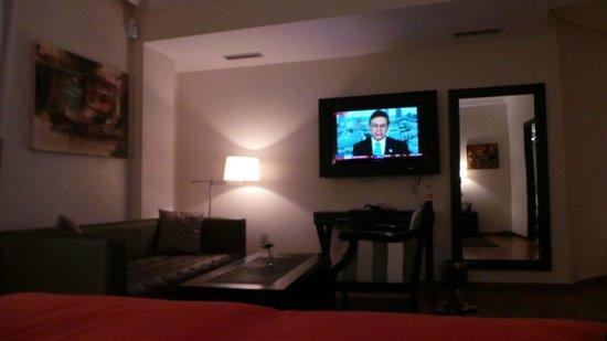 Park Suites Hotel : bedroom