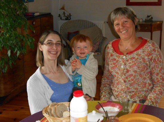 Maison Millagé : Nous et Béatrice