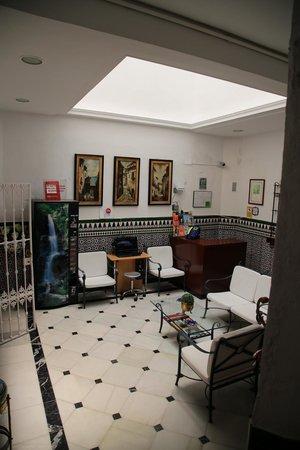 Pension Gala : Eingangsbereich