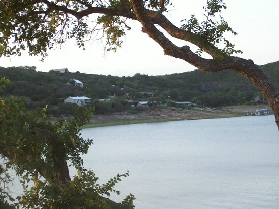 Lake Buchanan Distant Shore Picture Of Painted Sky Inn