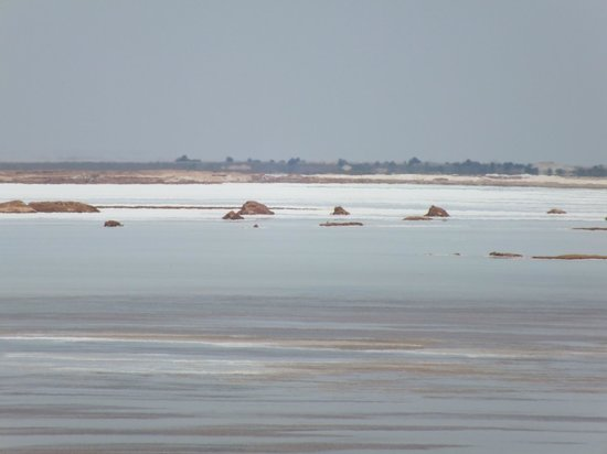 Temple of the Oracle of Amun / Aghurmi: saline 3