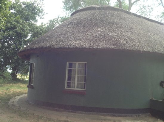 Zimbabve: Mana Pools accommodation
