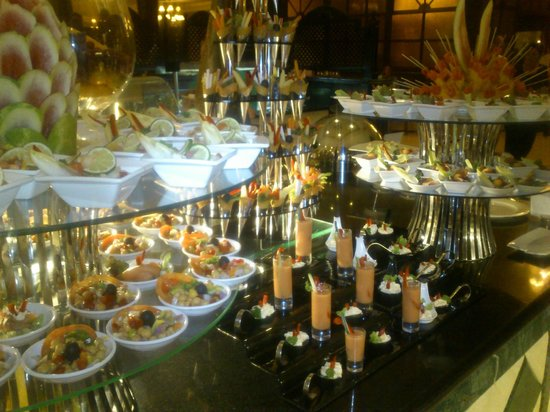Luxury Bahia Principe Ambar Blue: Buffet