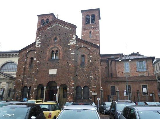 Chiesa di San Sepolcro: サン・セポルクロ教会