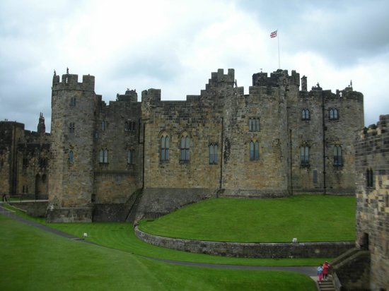 Bow House: Alnwick Castle
