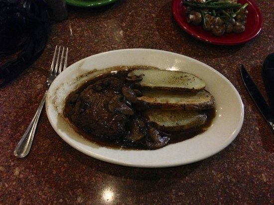 "Columbia Restaurant: Filet Mignon ""Chacho"""