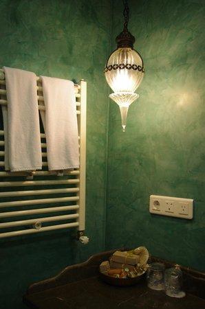 Sokullu Pasa Hotel: バスルーム