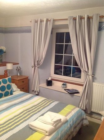 The Old Post Office: A double room