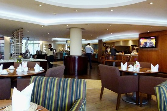 City Lodge Hotel Lynnwood: Good breakfast