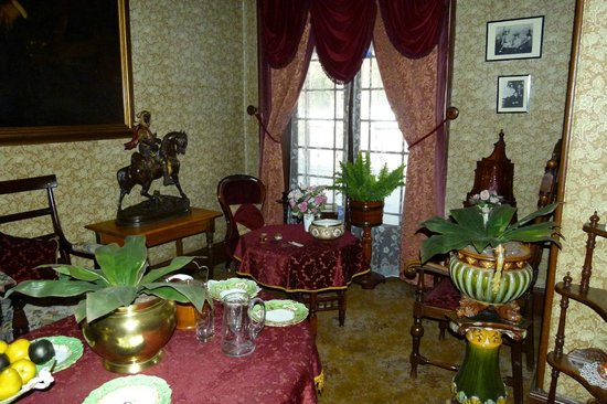 President Paul Kruger House: A lot on interesting period artefacts