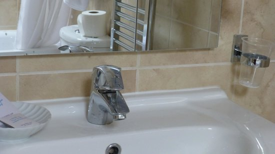 Best Western Chiswick Palace & Suites: Waschbecken