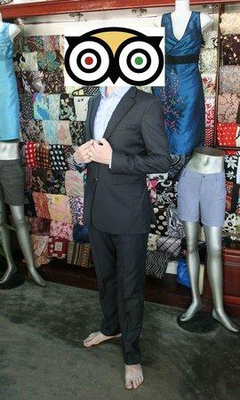 Khoi Custom Tailor : Mein Anzug