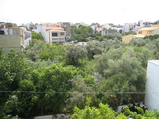 Alkmene Studios: View from balcony