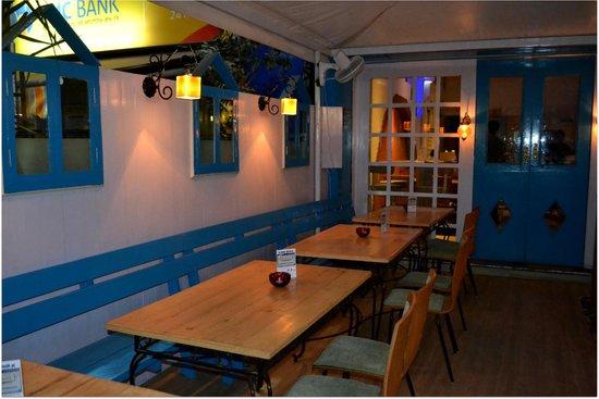 The Blu Balcony - Bar & Grill