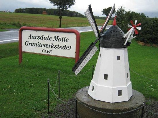 Granitværkstedet Aarsdale Mølle
