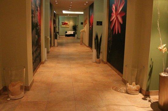 Grand Hotel Lienz : Wellnesbereich