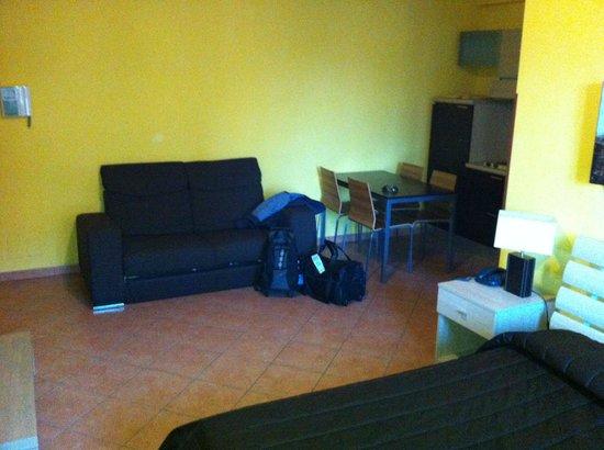 Residence La Maison Jolie : Zimmer
