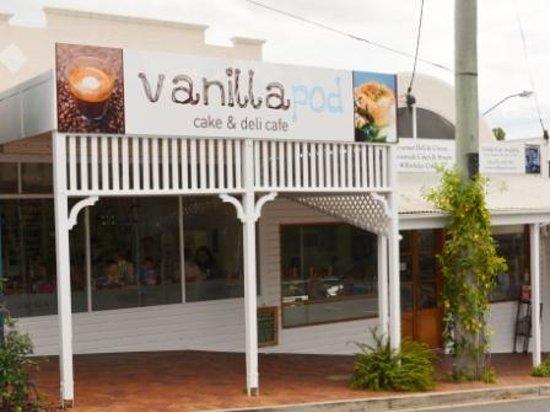 Vanilla Pod: Set amongst the village community of Ascot