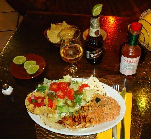 Melon y helado picture of el mexicano termoli tripadvisor - Tacos mexicanos de pollo ...
