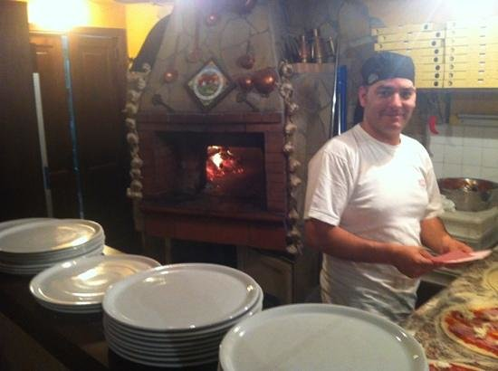 Gira & Firria: Pizzaaaaa