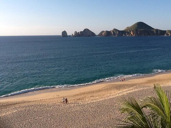 Hotel Riu Palace Cabo San Lucas: View from our room