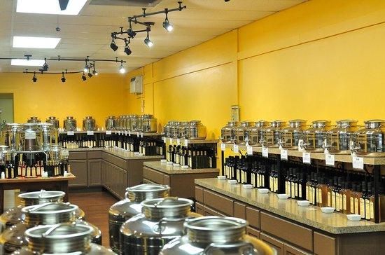 Olio Olive Oils & Balsamics