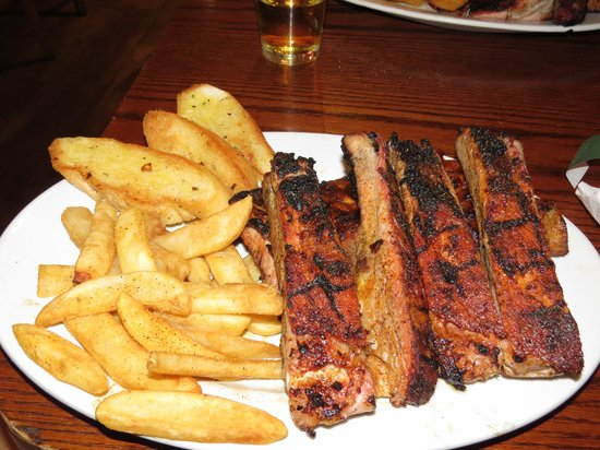 Wildside: The ribs!