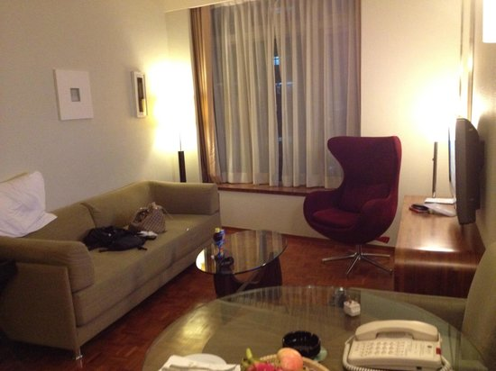 L'hotel Causeway Bay Harbour View: Room 3